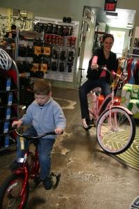 Electra bikes in acton