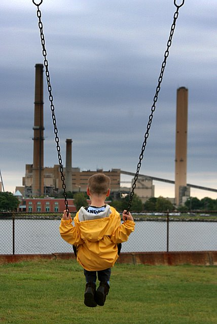 Salem Power Plant