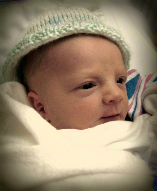Donncha Charles Murphy, born February 3, 2009