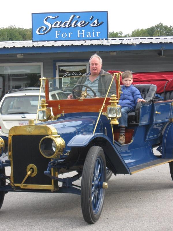 1909 Ford Model K